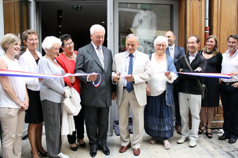 Le musée archéologique Gallo-Romain d'Ornano a ouvert ses portes à Sisteron