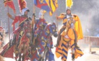 Sisteron était plongée dans le moyen-âge