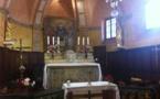L'église de Puy St Pierre