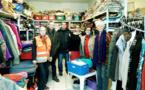les employés de Sanofi Sisteron soutiennent la croix rouge
