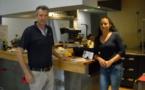 un restaurant associatif prend son envol à Saint-Auban !