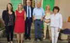 L'exceptionnelle bibliothèque de Jean Giono a été inaugurée