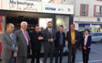 La  boutique connectée de la CCI 04 fait étape à Sisteron !