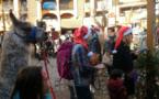 Briançon prépare son marché de Noël
