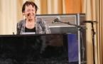Rhoda Scott toujours jeune et pleine de charme était en concert à Saint-Etienne Les Orgues