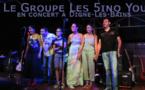 Les 5inq You était en concert au Beach Festival à Digne-les-Bains