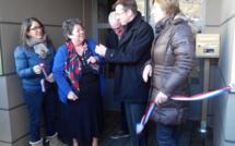 La crèche « La Durance » inaugurée à Briançon
