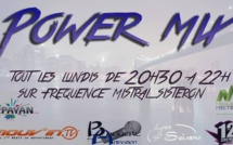 POWER MIX - LUNDI 09 JANVIER 2017