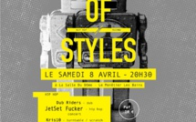 « Game of Styles » le 8 avril  - Spiice Events