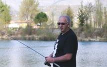 Rencontre au lac de Gaubert avec un pêcheur sachant pêcher