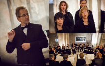 Un concert musique-poésie-peinture pour le Chœur des Alpes de Provence
