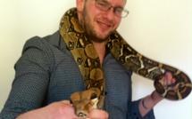Jean-Gabriel Genty : Reptil'man des Hautes Alpes