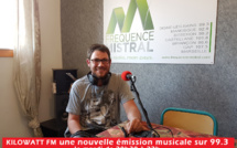 Très prochainement une nouvelle émission musicale sur Fréquence Mistral