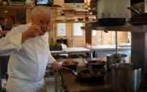 des cours de cuisine à la bonne étape