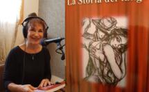 Claudine Defemme Auteure du Roman La Storia Del Tango