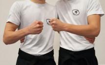 Trois nouvelles ceintures noires pour Gap Krav-Maga