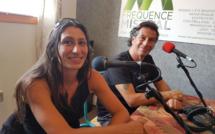 Nelly Kars et Bruno Lambert Défenseurs de l'environnement nous présentent Water Stories