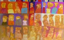 De l'Art à l'hôtel : Yves Nioré expose à Saint-Laurent-du-Verdon