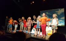 Une fête réussie au Centre culturel avec les ateliers théâtre