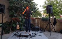 Un beau concert de Farouche Devah à Puimichel