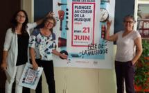 Digne-les-Bains prépare sa fête de la musique 2017