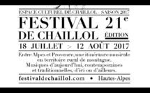 Festival de Chaillol 2017