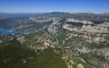 Campagne de prévention des risques sur le territoire des Lacs et Gorges du Verdon