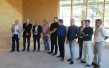 La CCI 04 a reçu les clés de l'Eco Campus de Sainte-Tulle