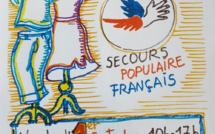 Carrefour déstocke pour le Secours Populaire