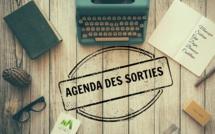 Agenda des sorties du 15 au 17 Septembre