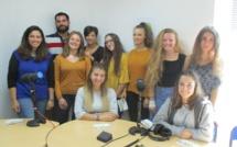 Un échange scolaire franco-italien au lycée Esclangon à Manosque