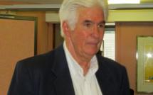 René Massette est le nouveau président du conseil départemental  des Alpes de Haute-Provence
