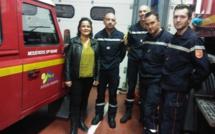 Les pompiers en manque d'effectif à Moustiers !