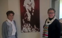 Marianne Morucci expose dans nos studios