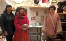 Une boutique éphémère propose des créations originales à Manosque