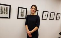 Marie Oskerko : danse, musique, peinture et tatouage