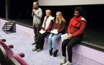 Belle action de solidarité des lycéens dignois