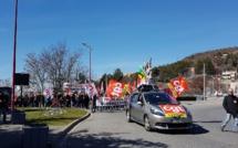 Journée de manifestations hier dans les Alpes du Sud