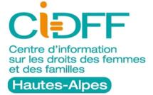 Le CIDFF 05 aux côtés des femmes dans les Hautes-Alpes