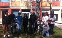 Des vélos électriques et solidaires à Briançon
