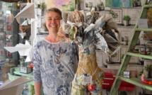 une galerie qui partage l'art à Sisteron !
