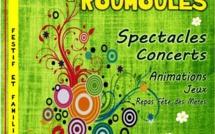 7ème édition des Festivades à Roumoules ce week-end