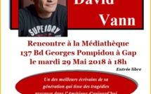 Emission Spéciale littéra 05 - David Vann