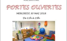 Journée portes ouvertes au CENTRE D'ACTION MÉDICO-SOCIALE PRÉCOCE