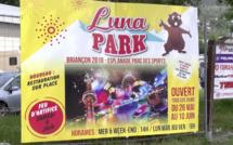 Venez profiter des derniers jours de Luna Park !