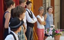 Le Borrély Théâtre en représentation à Digne