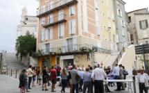 Un apéro qui relie les habitants du quartier de la vieille ville à Digne