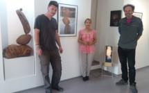 Les mondes de Pierre et Maël Paillat à la galerie Brillan'Art