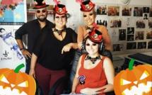 Un affreux concours à Volonne pour Halloween !
