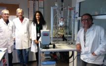 Plus de science à l'école grâce à Sanofi-Sisteron